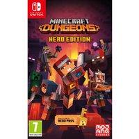 Nintendo Switch: Minecraft Dungeons.