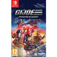 Nintendo Switch: GI-JOE: Operation Blackout.