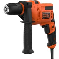 500W Corded Hammer Drill with 13mm Keyless Chuck.