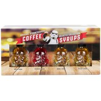 Stormtrooper Coffee Syrups.