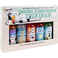 Stormtrooper Vacation Cocktail Mixers.