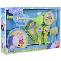 Peppa Pig Musical Band Set