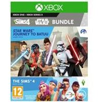 Xbox One: The Sims 4 Star Wars: Journey To Batuu: Base Game Pack Bundle