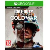Xbox One: PRE-ORDER Call of Duty Black Ops Cold War