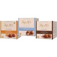 BelgidOr Belgian Truffles Triple Pack.