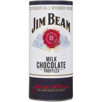 Jim Beam Chocolate Truffles In Gift Tube.