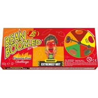 Jelly Belly Bean Boozled Flaming Five Spinner Box.
