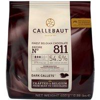 Callebaut Dark Chocolate.