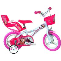 Disney Minnie Mouse Bicycle.