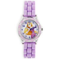Disney Princess Rapunzel Silicone Strap Watch