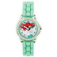 Disney Princess Ariel Silicone Strap Watch