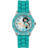 Disney Princess Jasmine Silicone Strap Adult Watch