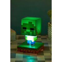 Minecraft Zombie Icon Light.