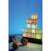 Minecraft Block Building Light.