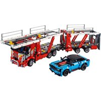 LEGO Tehnic Car Transporter.