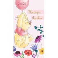 Winnie The Pooh Slim Diary 2021