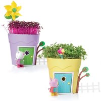 Peppa Pig and Suzie Twin Pack - Grow and Play Set