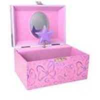 Disney Minnie Mouse Jewellery Box.