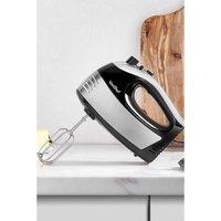 VonShef 400W Black Hand Mixer