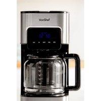 VonShef 1.5L Filter Coffee Machine