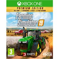 Xbox One: Farming Simulator 19 - Premium Edition