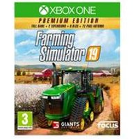 Xbox One: PRE-ORDER Farming Simulator 19 - Premium Edition