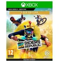 Xbox One: PRE-ORDER Riders Republic Gold Edition
