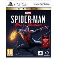 PS5: Marvels Spiderman Miles Morales: Ultimate Edition