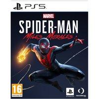 PS5: Marvels Spiderman Miles Morales