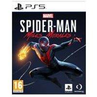 PS5: PRE-ORDER Marvels Spiderman Miles Morales