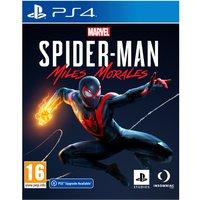 PS4: Marvels Spiderman Miles Morales