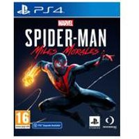 PS4: Marvels Spiderman Miles Morales