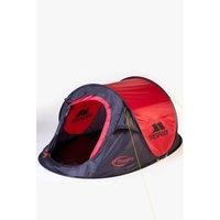 Trespass Swift 2 Red Pop-Up Tent.