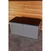 270L Plastic Outdoor Storage Box