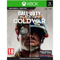 Xbox Series X: Call of Duty: Black Ops Cold War
