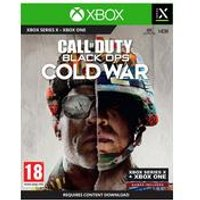 Xbox Series X: PRE-ORDER Call of Duty: Black Ops Cold War