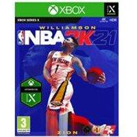 Xbox Series X: NBA 2K21