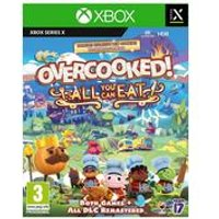 Xbox Series X: PRE-ORDER Overcooked! All You Can Eat