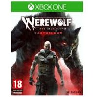 Xbox One: PRE-ORDER Werewolf: The Apocalypse - Earthblood