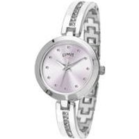 Limit Ladies Silver Bracelet Watch.