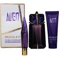 Thierry Mugler Alien The Art of Revealing Eau De Parfum Gift Set