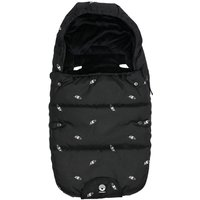 Dooky Footmuff Silver Feather Small
