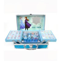 Disney Frozen Make Up Train Case