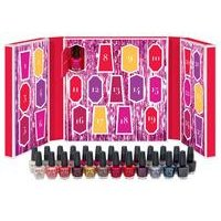 OPI Holiday Collection Miniature Nail Polish Advent Calendar