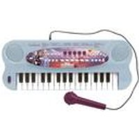 Lexibook Disney Frozen II Electronic Keyboard with Mic and Line-In Cable (32 keys)