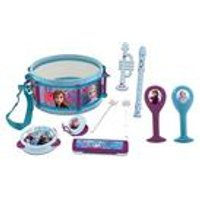 Lexibook Disney Frozen II 7 Piece Musical Instruments Set