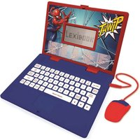Lexibook Spider-Man Bilingual Educational Laptop with 124 Activites.