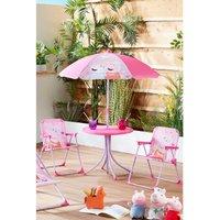 Peppa Pig Kids Patio Set.