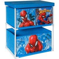Spiderman 3-Drawer Storage