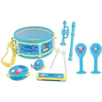 Lexibook Peppa Pig 7 Piece Musical Instruments Set